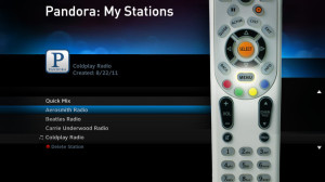 Great news for music fans!  Pandora on your TV!